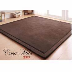 CASA MILA 80cm X 200cm Japanese Carpet Tatami Floor Mat Rug Velvet Soft For Family Bedroom Living Room