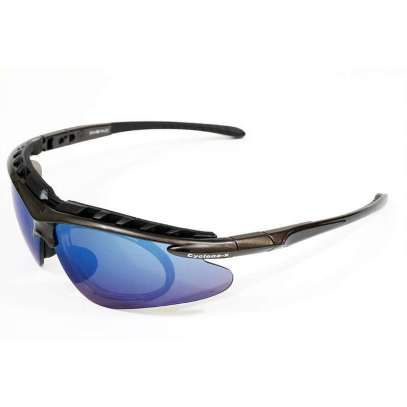 Buy CYCLONE-X SHINY OLIVE FRAME (Free Beurer Thermometer + Free eyewear) Malaysia