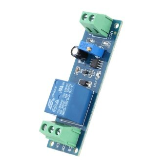 DC 12V Delay Time Delay-OFF Relay Module 0-10s Switch Control Cycle Timer - 4