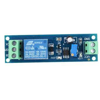 DC 12V Delay Time Delay-OFF Relay Module 0-10s Switch Control Cycle Timer - 2