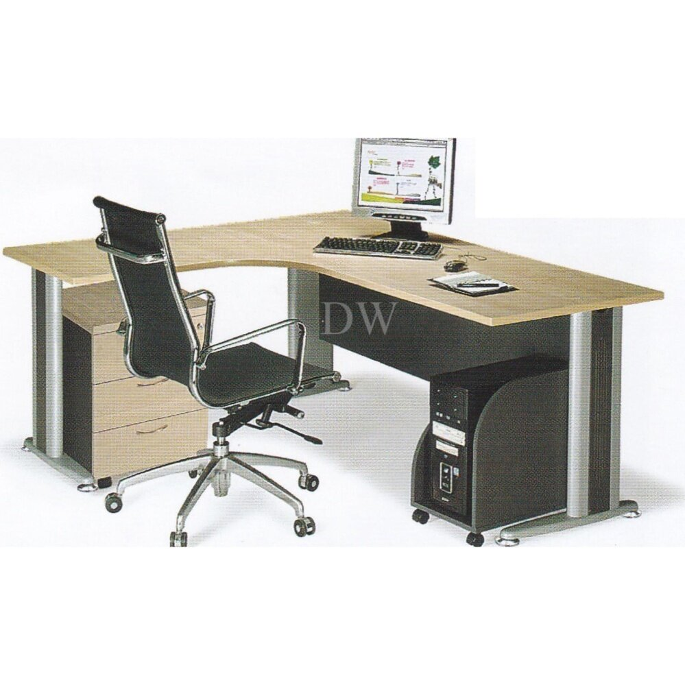 deco office. DECO OFFICE TABLE WITH MOBILE DRAWERS DESK MEETING DISCUSSION WRITING STUDY Deco Office