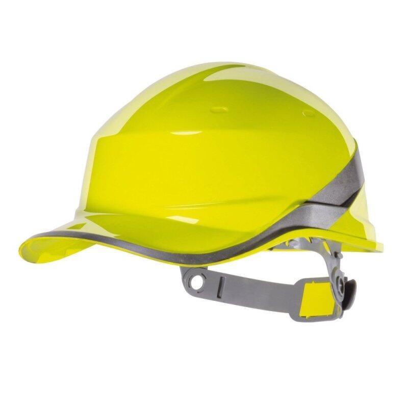 Buy Deltaplus Baseball Diamond V Safety Helmet (Fluo Yellow) Malaysia