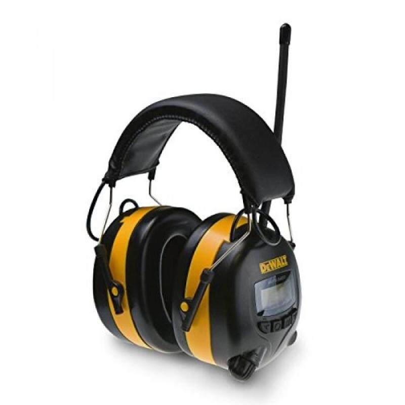 Buy DEWALT DPG15 Digital AM/FM Hearing Protector Malaysia