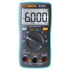 Buy Digital Multimeter 6000 Counts Backlight AC/DC Ammeter Voltmeter Ohm Meter Malaysia