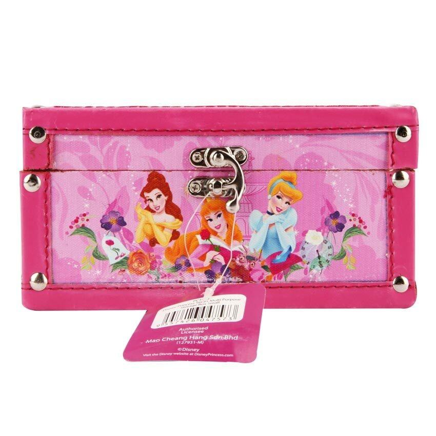 Disney Princess Series Multi Purpose Storage Box 1 Small | Lazada Malaysia