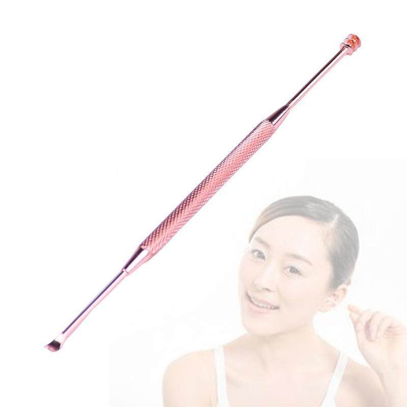 Buy Double head Ear Pick Wax Earpicks Curette Removal Remover Cleaner Stick Tool Malaysia