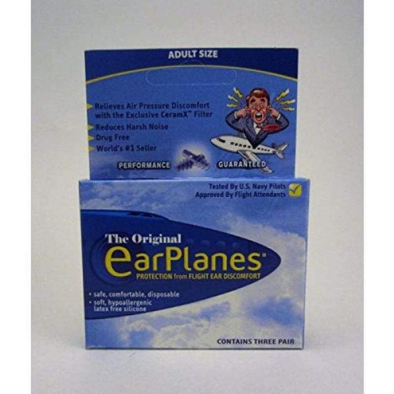Buy EarPlanes Value Pack (3 pairs) Malaysia