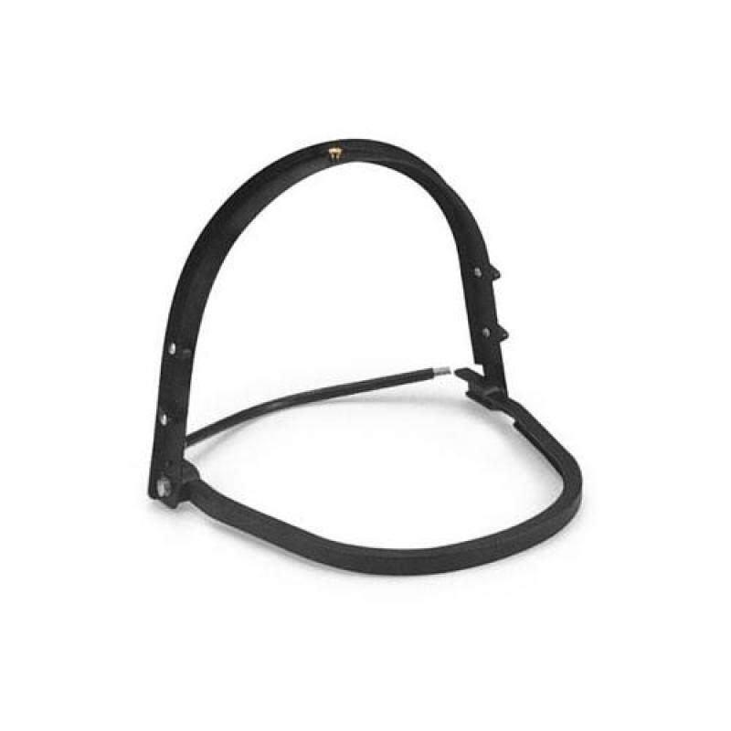 Economic Helmet Visor Carrier ABS (Black)