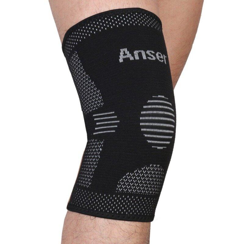 Buy Elastic Sports Leg Knee Support Brace Wrap Protector Knee Pads Protector Safety Kneepad Sleeve Cap Patella Guard Volleyball Knee Malaysia