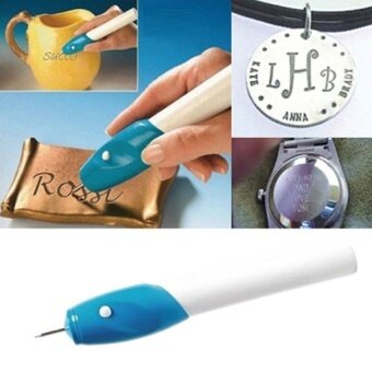 Engrave-It -Electronic Pen for Metal, Wood, Glass & Plastic