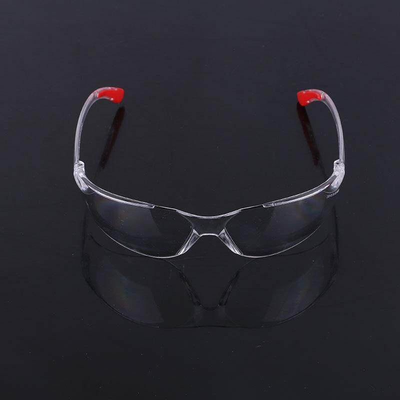 Buy EOZY Safety Eye Protection Anti-splash Windproof Dust-proof Anti-shock Anti-Sand Clear Goggles Glasses for Driving Cycling Outdoor Sports Malaysia