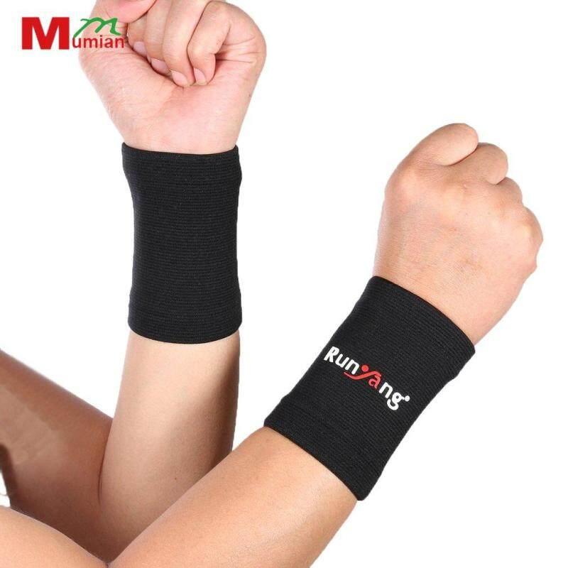 ERA Mumian A32 A Pair/Set Comfortable Elastic Wrist Brace Sport Gym Wrist Support
