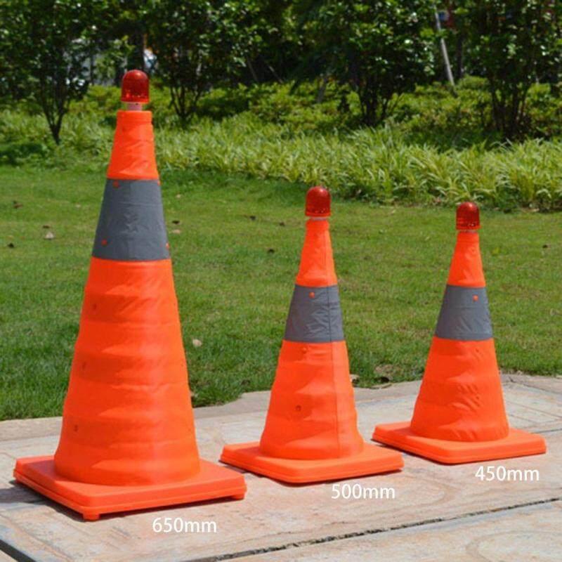 Buy ERA Telescopic Folding Barricades Warning Sign Reflective Oxford Traffic Cone Malaysia