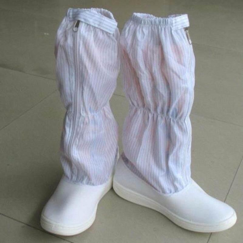 Buy ESD BOOTIES STRIPE WHITE SIZE:36/230 Malaysia