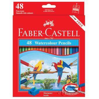 Harga Faber-Castell Water Colour Pencil 48colours