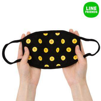 FASHION MASK_SALLY(PATTERN)_BLACK - 4