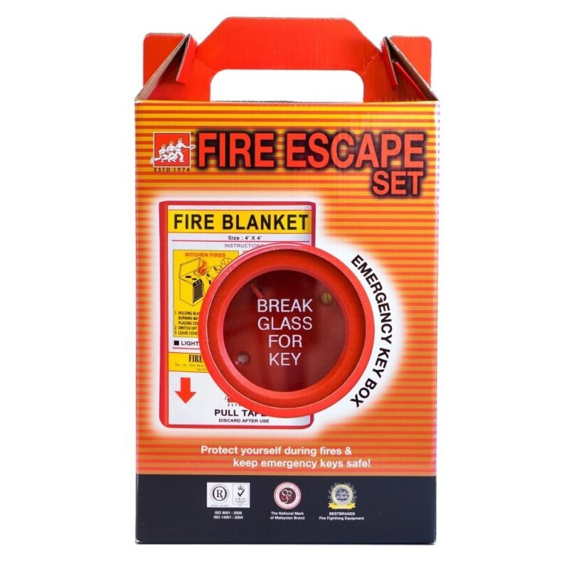 Buy Fire Fighter Fire Escape Kit Malaysia