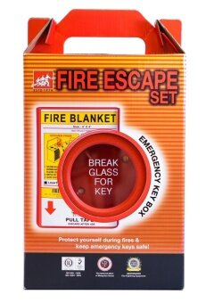 Fire Fighter Fire Escape Kit