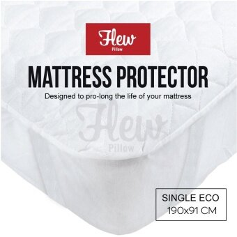 Flew 3 Layer Mattress Protector - Single Mattress (3 ft)