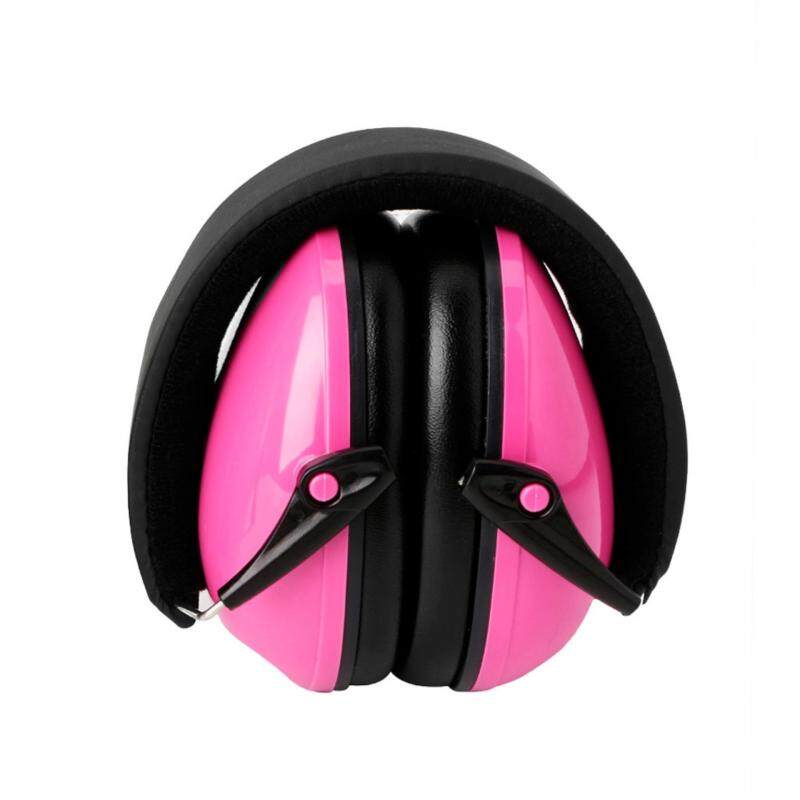 Buy Foldable Hearing Protection Ear Muffs Noise Cancelling Earmuff for Kids Child Malaysia