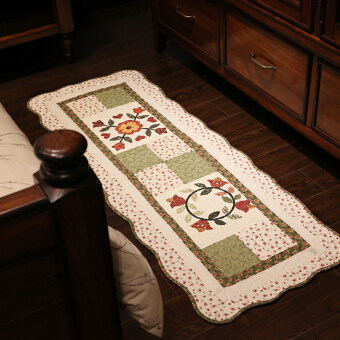 Harga Foreign Trade of the original single handmade patchwork bed beforecotton in front of the pad