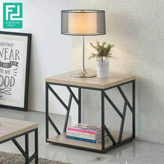 Harga Furniture Direct ELYSEE industrial style side table