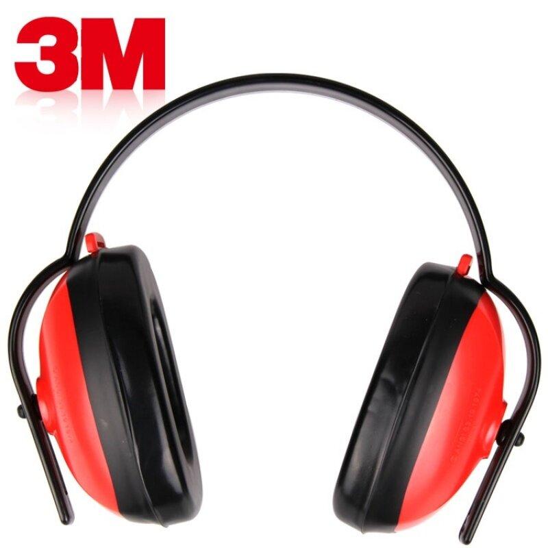 Buy Genuine 3M1426 soundproof earmuffs/sleep learning/noise earplugs/noise/economic type down noise earmuffs Malaysia