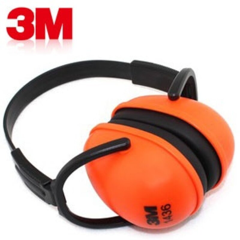 Buy Genuine 3M1436 folding-Soundproof earmuffs learning drums sleep shooting silencer Factory noise abatement earmuffs Malaysia