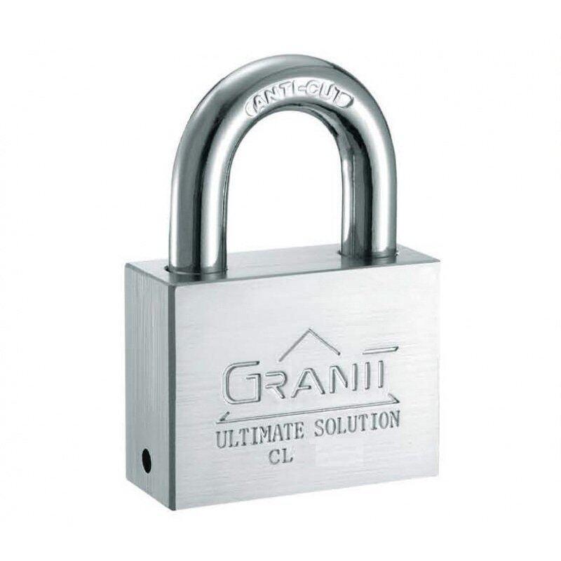GRANIT PADLOCK CL54 505KA 50 mm (5 pcs)