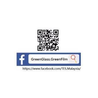 [GreenFilm] House Window Tinted Film_EZ MagicTint_60cm*210cm_Cut-UV&Heat_Deep Blue_Made in Taiwan & High Quality - 5