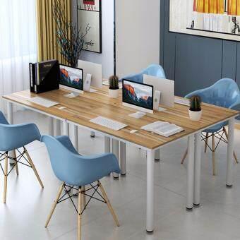 GTE 120B 1 Simple Modern Wooden Desktop Laptop Desk Home Office Table Study  Desk (120cm X 60cm ...
