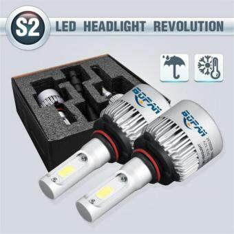 H1 H3 H4 H7 H8 H9 H11 H13 880 881 9004 9005 9006 9007 9012 COB CREELED 72W 8000LM 6500K Auto Car Headlights Kit Driving Bulbs Lamps - 4