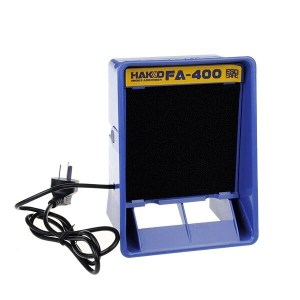 ... Hakko FA-400 220V Portable Desktop Type Solder Smoke Absorber ...