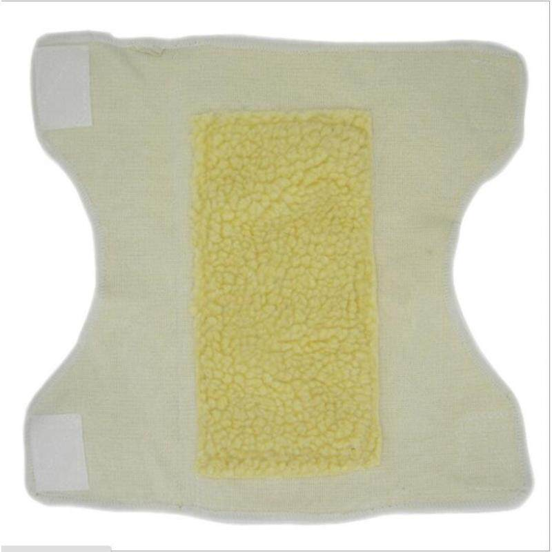 High-grade wool-like gear the shed to keep warm knee movement knee protector ,knee elbow protective pad