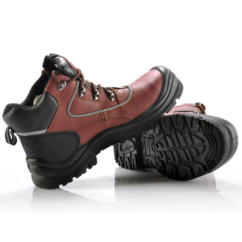 Buy High quality metal free safety shoes composite kevlar-(SIZE:UK6/EUR40) Malaysia