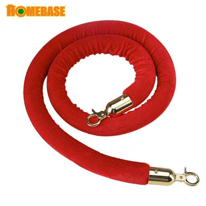 [HOMEbase] Barrier Stand Red Rope /seggregate Rope
