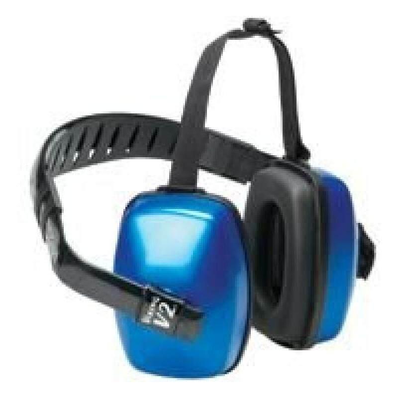 Buy Howard Leight 1010926 Viking V2 Multiple Position Earmuffs, Standard, black & Blue Malaysia