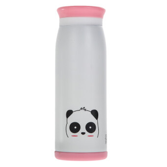 Harga 500ml Thermos Mug Insulated Tumbler Travel Cups Stainless Steel Panda