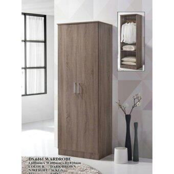 Harga I HOME DS6161 WARDROBE
