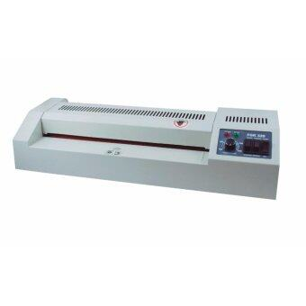 Harga PRACTICAL A4/ A3 SIZE LAMINATOR PHOTO MACHINE-METAL