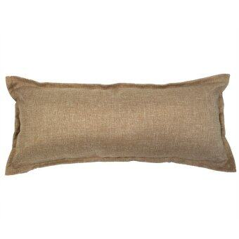 Harga Back Support, Neck Support Pillow (Brown)