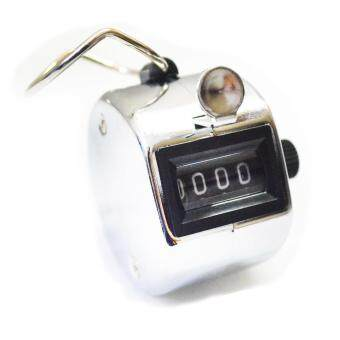 Harga Genmes 4 - Digit Handy Tally Counter