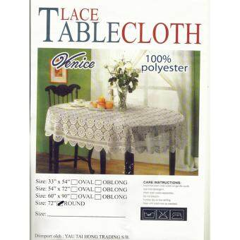 Harga POLYESTER LACE TABLELCOTH