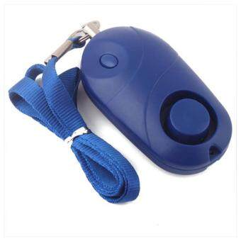 Harga High Quality Store New New Personal Portable Guard Safety Security Alarm Light (Blue)