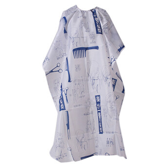 Harga Hanyu Hair Salon Tool Haircut Wai Cloth Hair Salon Shawl Blue