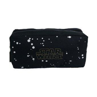 Harga DISNEY STAR WARS STAR SPACE PENCIL BAG