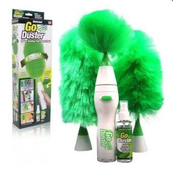 Harga Go Duster Powered Operated Cleaning Brushes as seen on tv