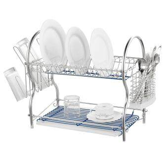 Harga JH Chrome Dish Drainer with Holder 187R