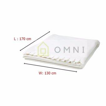 Harga IKEA Polarvide - Throw (White)