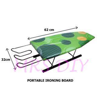 Harga MRS DIY IRONING BOARD - PORTABLE (RANDOM COLOUR)